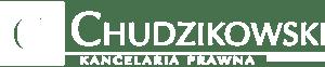logo kancelarii prawnej Chudzikowski